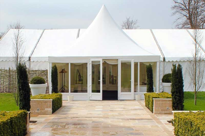 Unique wedding Venue | The Marquee