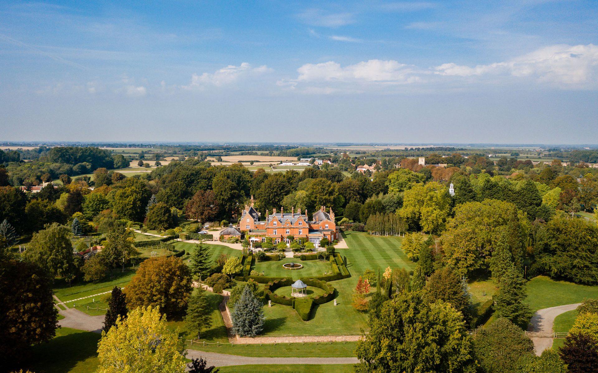 Cambridge English Gardens